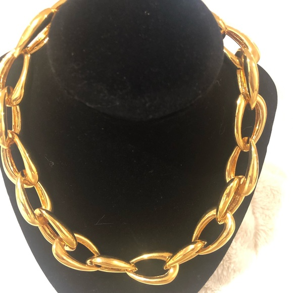 Vince Camuto gold chain necklace